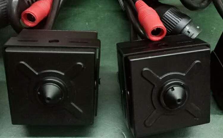 隐蔽型微型针孔摄像头