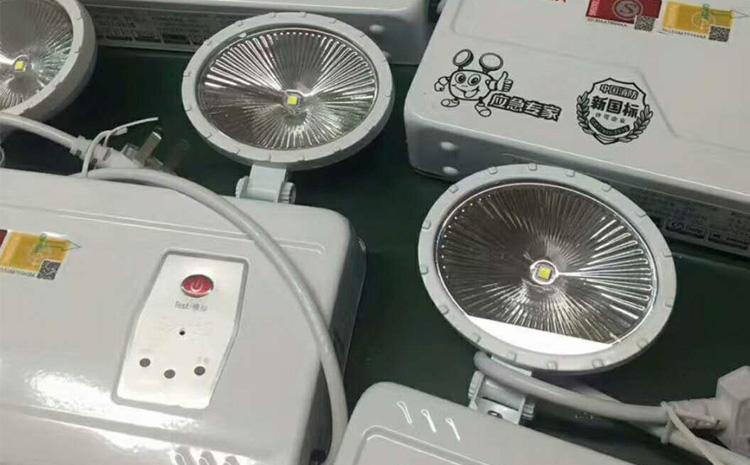 消防应急灯伪装的隐蔽型微型摄像头